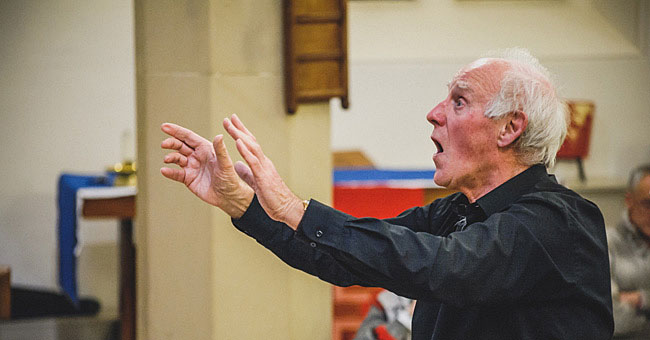 KVU Singers Musical Director Frank Smith