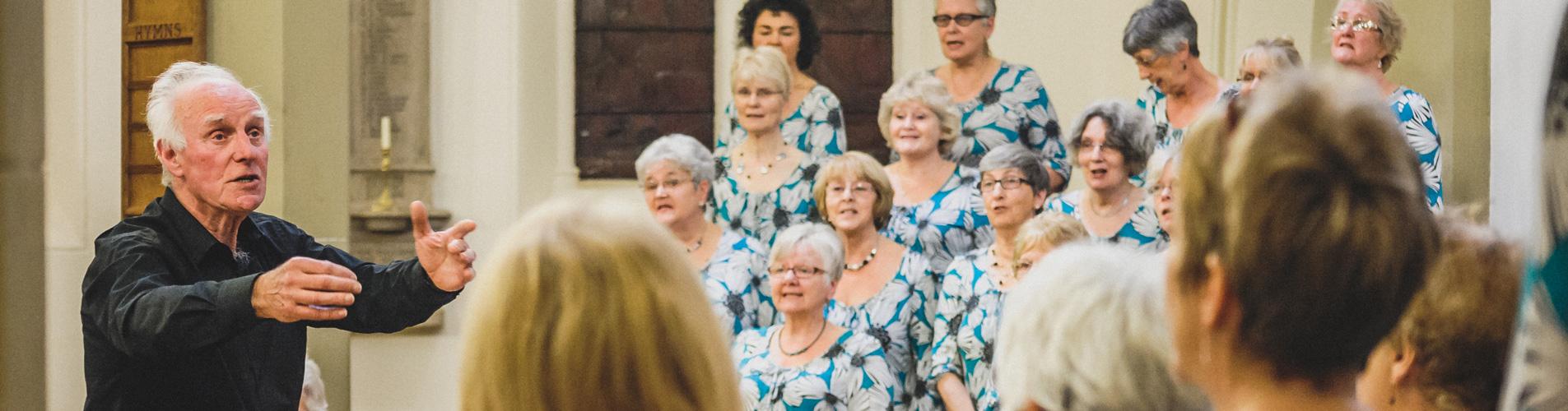 KVU Singers Choir