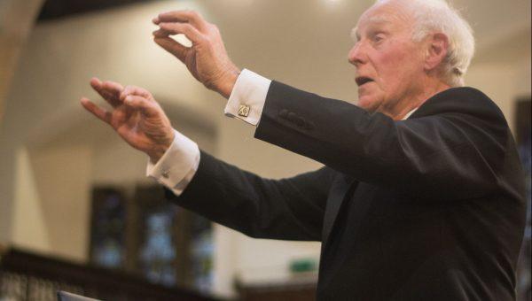 Frank Smith conducting